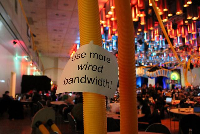 congress bandwidth