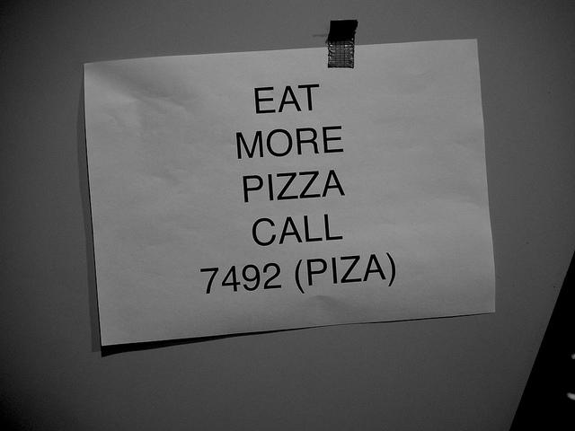 dect pizza