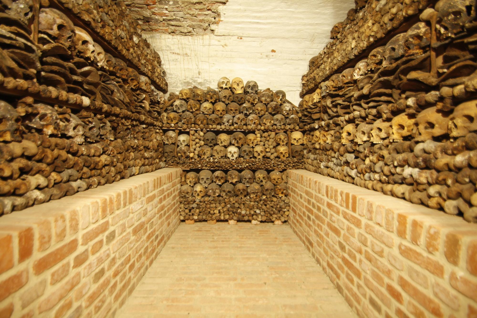 St. Joseph Bone Crypt