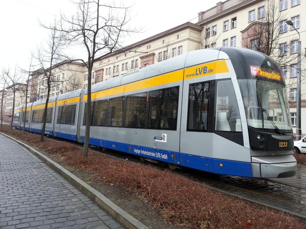 tram leipzig
