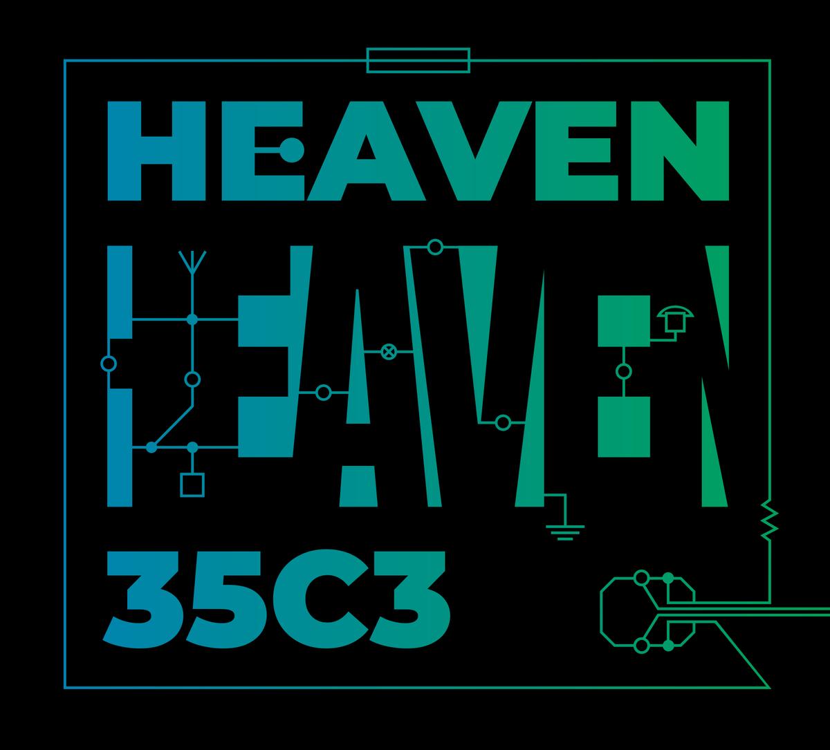 35c3 Heaven Logo