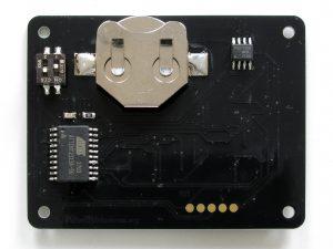 Chaosknoten soldering board (back)